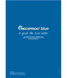 Instrumenty Reciproc BLUE
